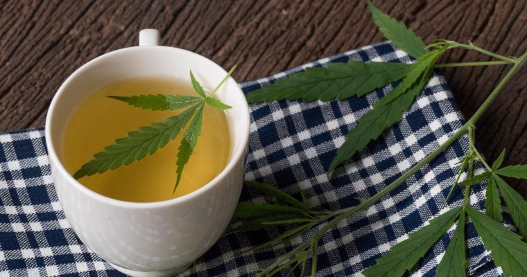 5 Reasons to Start Drinking Cannabis Tea