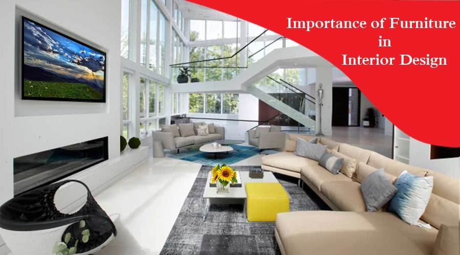 Importance of Furniture in Interior Design