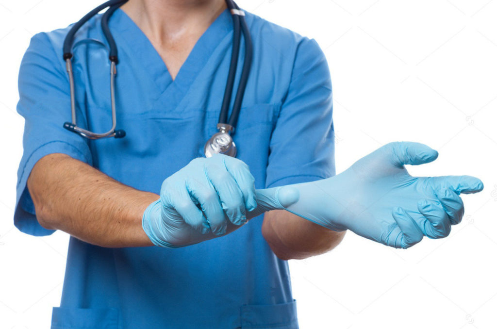 Nitrile Gloves Online for Hygiene