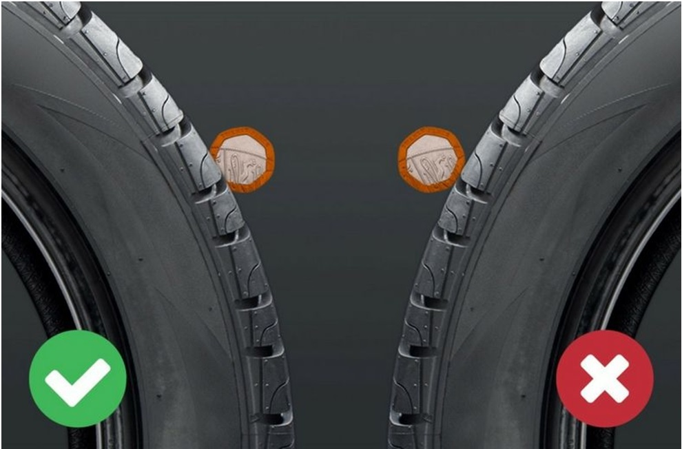 A Complete Guide on Tyre Condition & Tread Wear