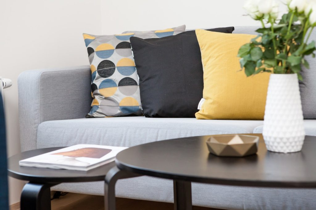 depersonalize your living space