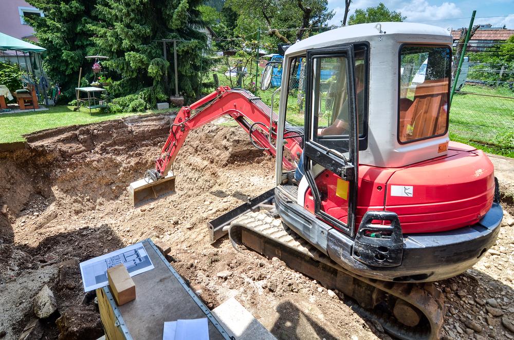 house excavation mornington
