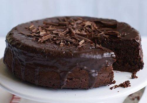 Brownie Cake – Eggless