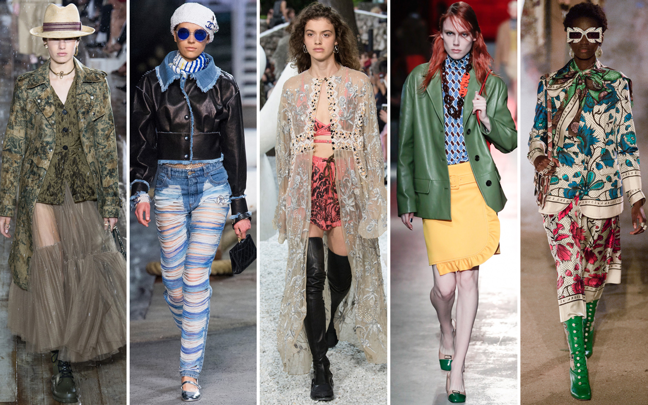 7 Women\u0027s Clothing Trends Picked From 2019\u0027s London Fashion