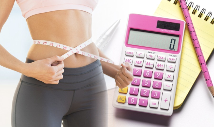 a weight loss calculator