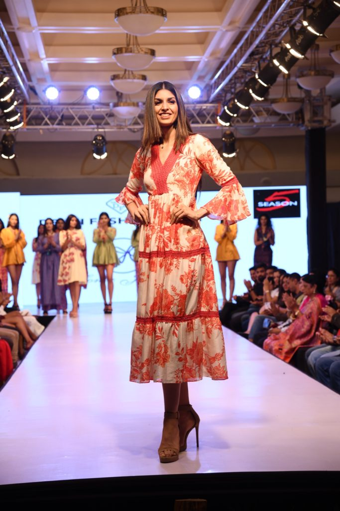 Fashion & Handlooms at International Fashion Week Goa