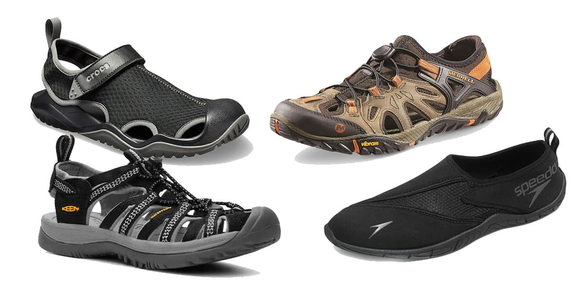 Best Aqua Shoes for the Safety of Your